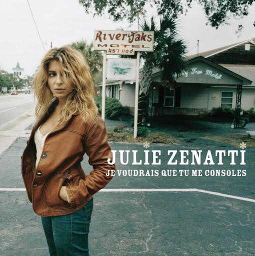 Julie Zenatti альбом Je Voudrais Que Tu Me Consoles