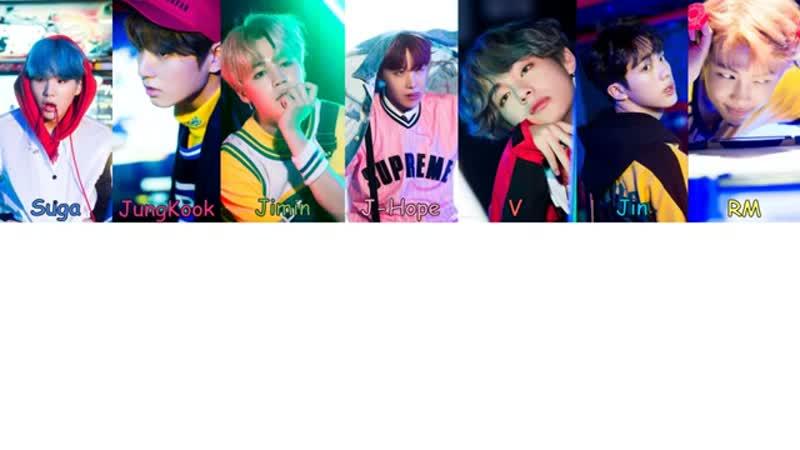 BTS (방탄소년단) - DNA [Кириллизация-RUS SUB].mp4