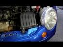 Дэу Матиз 0.8 замена масла в двигателе, воздушного и салонного фильтра