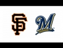 NL / 08.09.18 / SF Giants @ MIL Brewers 2/3