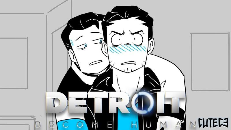 Be more like Venom | Detroit Become Human Comic Dub