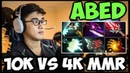 ABED Arc Warden Fast Finger 12 Active Items Hard Game against 4k MMR
