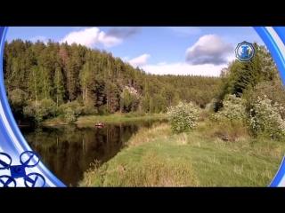 Река Чусовая. Игорь Колесников
