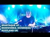 Spartaque - Live at Ironworks, Inverness, Scotland UK