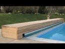 Автоматические защитные накрытия для бассейна