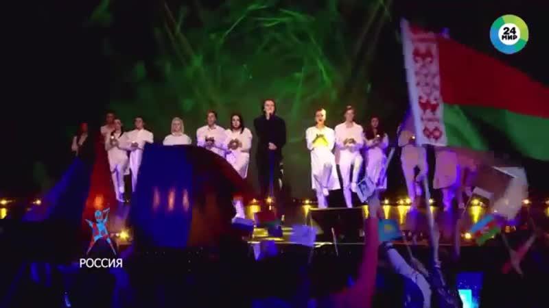 Иван Харитонов Сердце в 1000 свече Телешоу Во весь голос полная версия