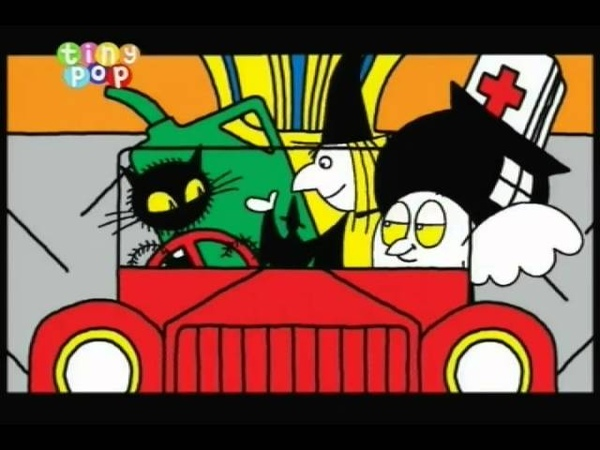 MEG AND MOG MEG S CAR