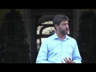 Juventus President Andrea Agnelli