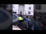 Митинг в Кемерово. Врач сказал правду про погибших.
