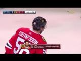 5-я шайба Густафссона в сезоне 2017-18 (07.04.2018)