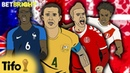 FIFA World Cup 2018™ Group C Tactical Preview