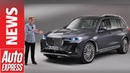 New BMW X7 BMW's flagship SUV aims to topple the Range Rover