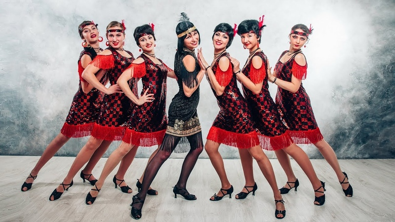 Girls Like To Swing |I Indian Dance Group Mayuri | Russia, Petrozavodsk