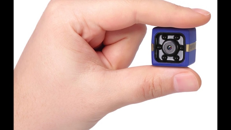 The Motion Detecting Body Cams