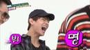 151216 Weekly Idol ep229 BTS방탄소년단 V Sexy Morning Call