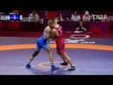 Чемпионат Европы. Греко-римская борьба. Shaninyan vs Ozdoev. Четвертьфинал
