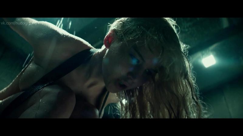 Дженнифер Лоуренс (Jennifer Lawrence) голая в фильме Красный воробей (Red Sparrow, 2018, Френсис Лоуренс) 1080p (эффекты)