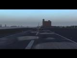 HighSkyTech - Wet runway effect