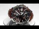 Casio Edifice EFS-S530L-5A Solar powered Sapphire watch video 2018