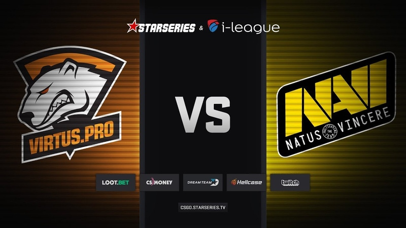Vs Natus Vincere, map 1 nuke, StarSeries i-League Season 5 Finals