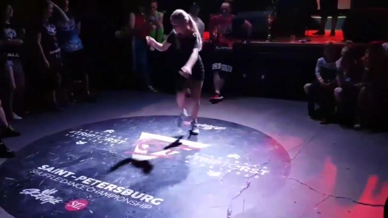 Russian Shuffle On Tour/Vol.2 | 1/2 FINAL | Demmi vs Roxy