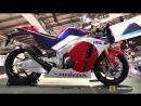 2018 Honda RC213V S - Walkaround - 2017 EICMA Milan Motorcycle Exhibition