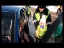 Дошкольники призывают водителей соблюдать скоростной режим