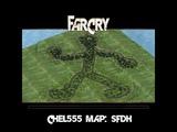 Прохождение карты Far cry. SFDH. # 1. Активировать рации.