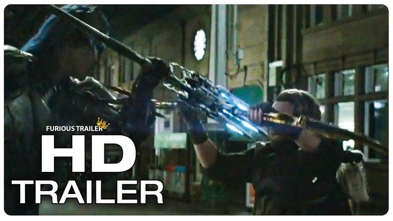 AVENGERS INFINITY WAR Movie Clip Black Order Fight Scene Trailer (2018) Superhero Movie Trailer HD