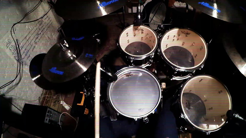 Dope D.O.D - Blood Shake [Drum Cover]