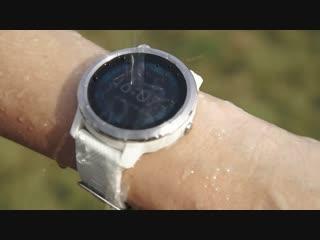 Garmin vivoactive 3: Смарт-часы с Garmin Pay и 15 спортивными тренировками