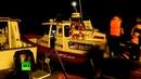 В Волгограде завершилась поисково-спасательная операция на месте столкновения баржи и катамарана