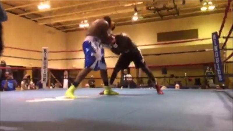 Jermaine Franklin vs Daniel Allote