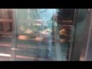 Процесс приготовления круассанов от булки