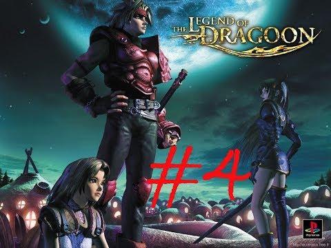 The Legend of Dragoon 💣 Прохождение 🎮 Стрим 4