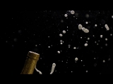 Шампанское брызги пробка - Champagne spray tube.mp4