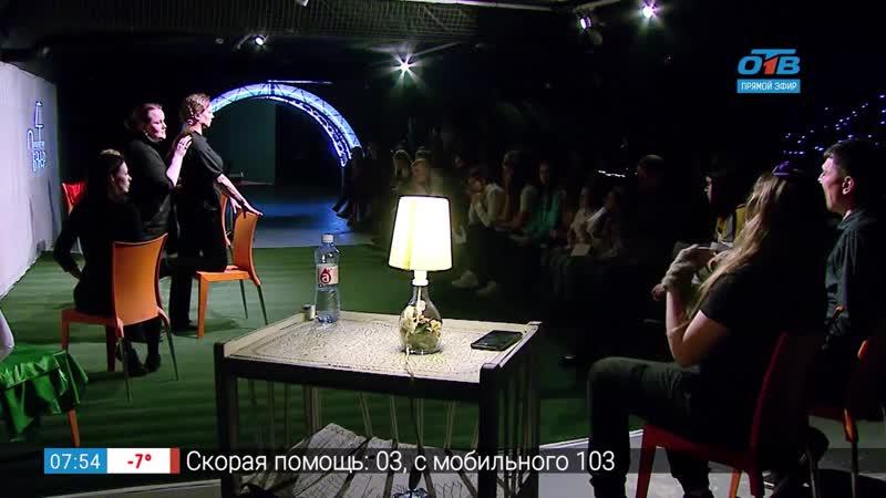 Премьерный перформанс плейбэк театра Абажур
