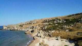 Генеральские пляжи. На съемках фильма