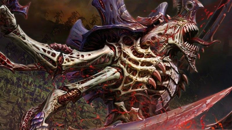 Ultimate Apocalypse mod Тираниды, как правильно играть за эту расу.