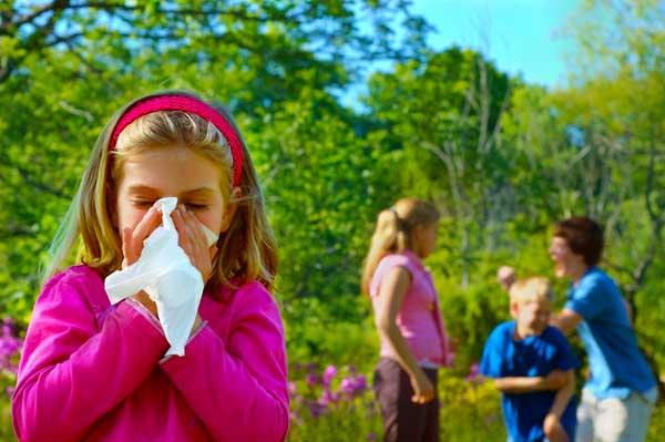 сезонная аллергия симптомы