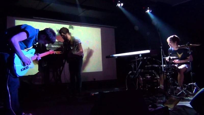 Penguinsmeat - Zinger (live in Da:Da club, 09.02.2013)