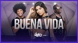 Buena Vida - Natti Natasha &amp Daddy Yankee FitDance Life (Coreograf