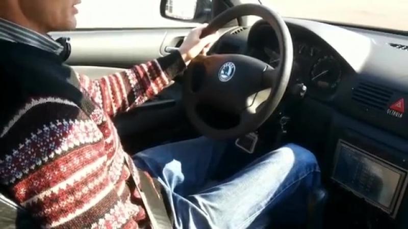 5 Как Трогаться на Механике Видеоурок Вождения № 4 Упражнение № 2