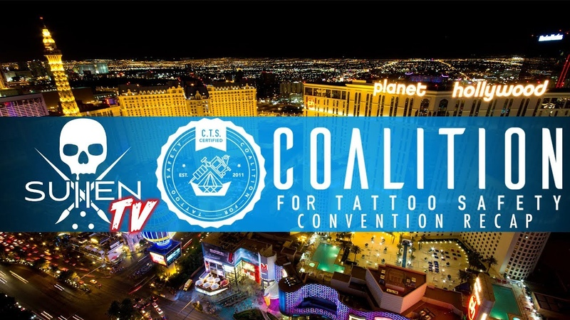Coalition For Tattoo Safety Las Vegas Convention Recap