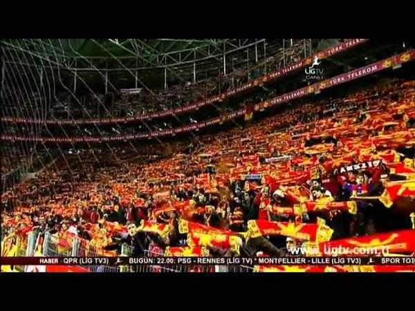 Şereftir Seni Sevmek - Şanlı Galatasaray