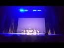 Озорницы и Джамп. Отчетный концерт 2017-2018г.Взгляд снизу