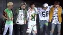 HD[FanCam] SHINee World in Chile - 3 2 1