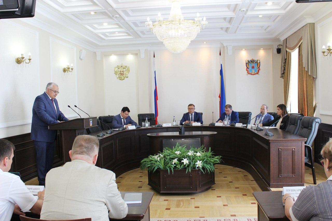 В Ростовской области готовятся к внедрению системы электронной ветеринарной сертификации