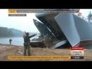 На воде и на суше морпехи Дальневосточного округа продемонстрировали выучку на тактических учениях