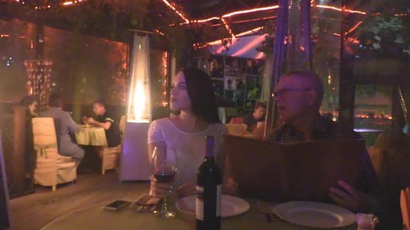 Романтический вечер под скрипку